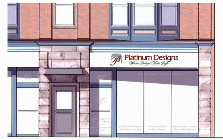 Platinum Designs Llc New Showroom Location Somerville Nj